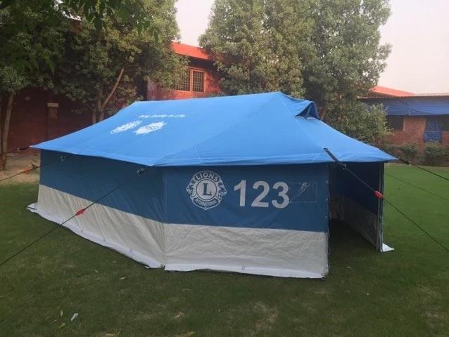 lions-tent